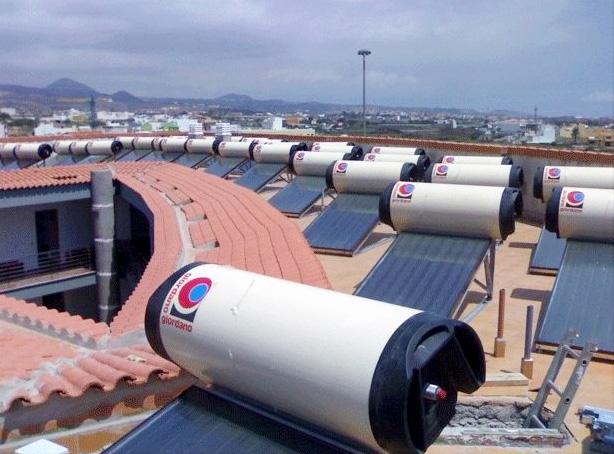 63 Warmwasser Kompaktanlagen in Telde!